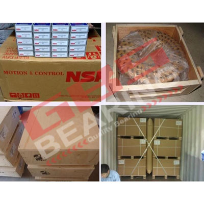 NSK NJ256 Bearing Packaging picture